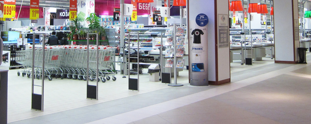 Системи против кражби на стоки
